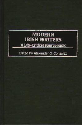 Cover for Modern Irish Writers