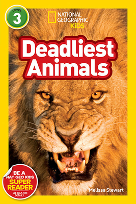 National Geographic Readers: Deadliest Animals Cover Image