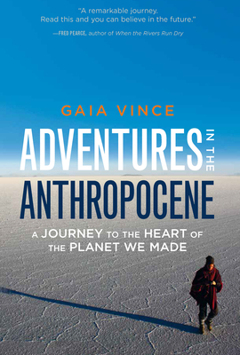Cover for Adventures in the Anthropocene