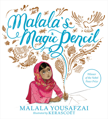 Malala's Magic Pencil Cover Image