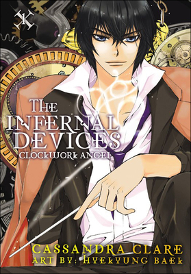 The Infernal Devices 1: Clockwork Angel Cover Image