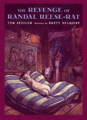 The Revenge of Randal Reese-Rat Cover