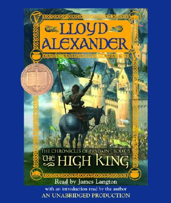 The Prydain Chronicles Book Five Cover