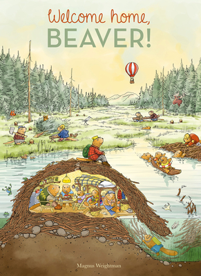 Welcome Home, Beaver Cover Image