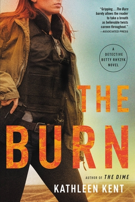 The Burn (Detective Betty #2) Cover Image