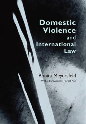 Domestic Violence and International Law Cover Image