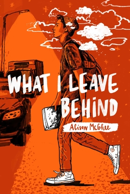 What I Leave Behind Cover Image