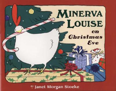 Minerva Louise on Christmas Eve Cover