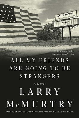 All My Friends Are Going to Be Strangers: A Novel Cover Image