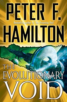 The Evolutionary Void Cover