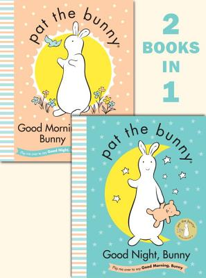Good Night, Bunny/Good Morning, Bunny (Pat the Bunny) Cover Image