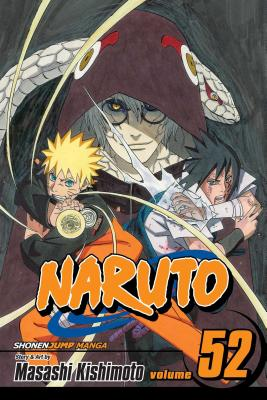 Naruto, Vol. 52 cover image