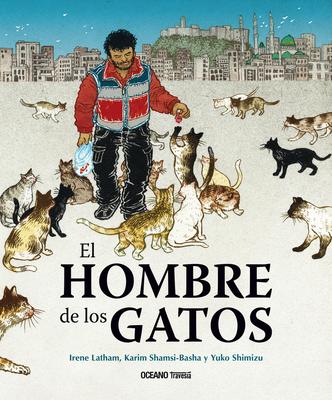 El hombre de los gatos Cover Image