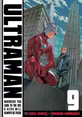 Cover for Ultraman, Vol. 9