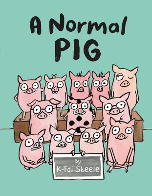 A Normal Pig Cover Image