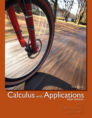 Calculus with Applications: Brief Version Cover Image