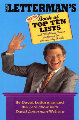 David Letterman's Book Top Ten Cover Image