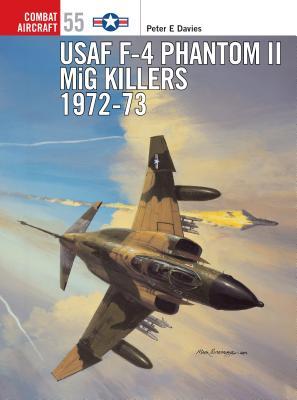 USAF F-4 Phantom II MiG Killers 1972-73 Cover