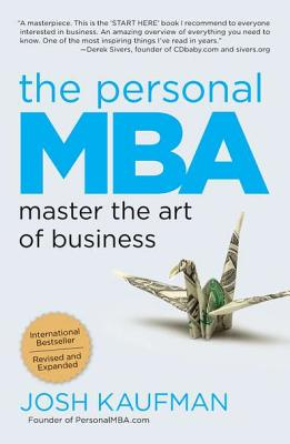 The Personal MBA: Master the Art of Business Cover Image