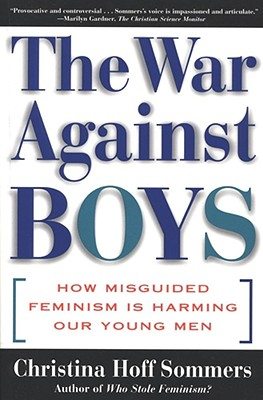 The War Against Boys Cover