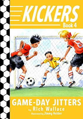 Game-Day Jitters Cover Image