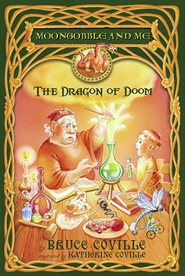 Cover for The Dragon of Doom (Moongobble and Me)