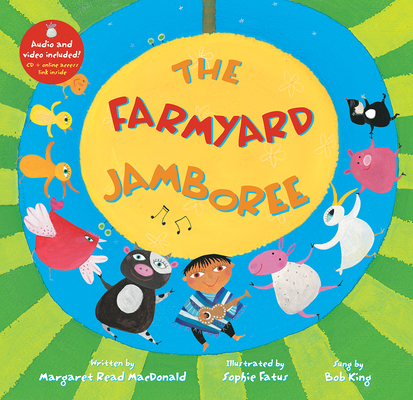 The Farmyard Jamboree Cover Image