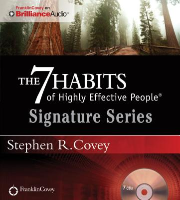 The 7 Habits of Highly Effective People - Signature Series cover