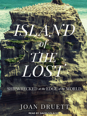 Island of the Lost: Shipwrecked at the Edge of the World Cover Image
