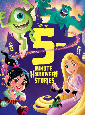 5-Minute Halloween Stories (5-Minute Stories) Cover Image