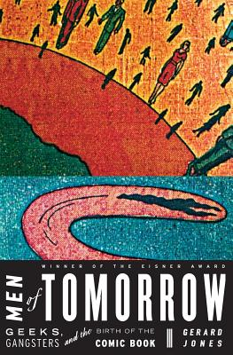 Men of Tomorrow Cover