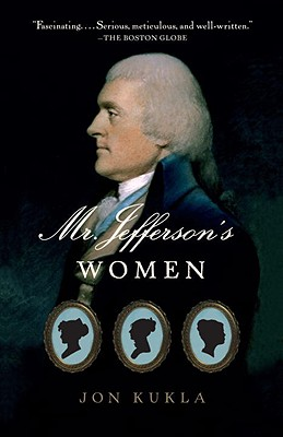 Mr. Jefferson's Women Cover