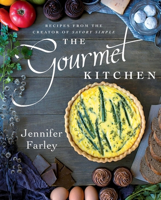 Cover for The Gourmet Kitchen