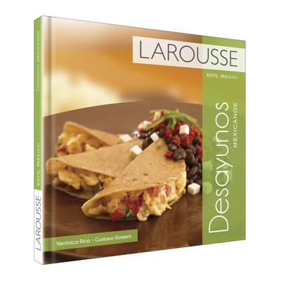 Desayunos mexicanos Cover Image
