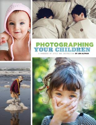 Photographing Your Children Cover