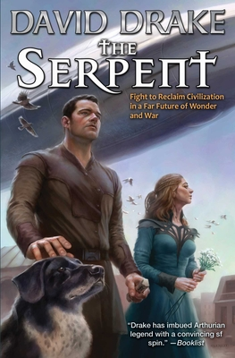 The Serpent (Time of Heroes #3) Cover Image