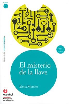 El Misterio de la Llave [With CD] (Leer en Espanol: Level 1) Cover Image
