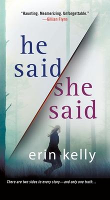 He Said/She Said: A Novel Cover Image