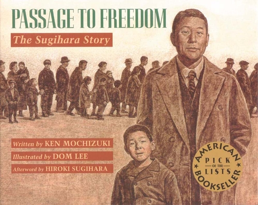 Passage to Freedom Cover