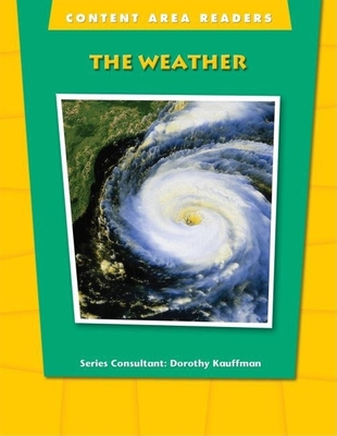 The Weather: Beginning Level (Content Area Readers) Cover Image