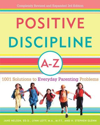 Positive Discipline A-Z Cover