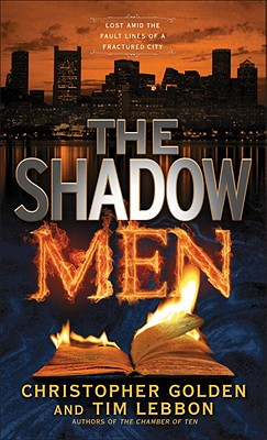 The Shadow Men Cover