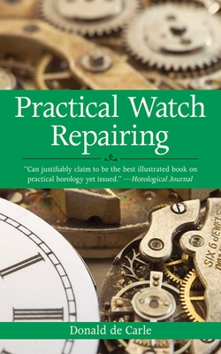 Practical Watch Repairing Cover Image