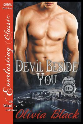 Devil Beside You [Federal Paranormal Agency 9] (Siren Publishing Everlasting Classic Manlove) Cover Image