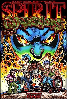 Spirit Warriors Cover