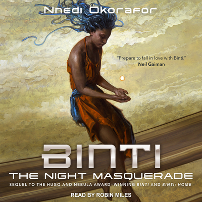 Binti: The Night Masquerade Cover Image