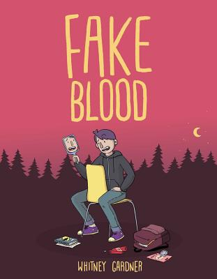 Fake Blood Cover Image