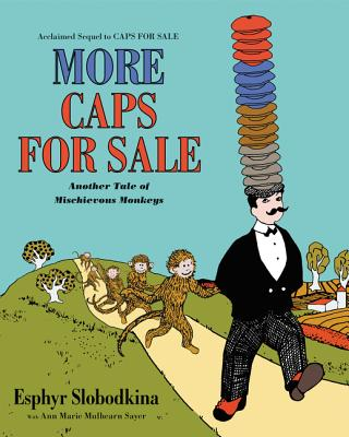 Cover for More Caps for Sale