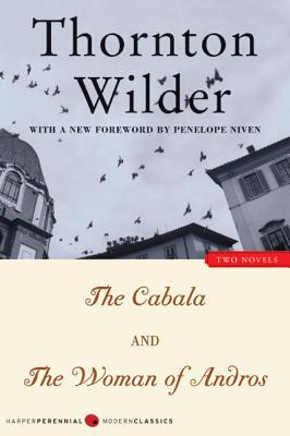 The Cabala and the Woman of Andros Cover