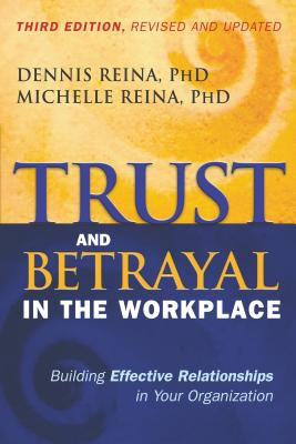 Trust and Betrayal in the Workplace Cover